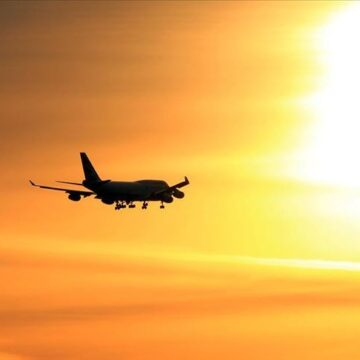 AIR TRANSPORTATION PRICES SOAR