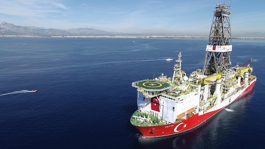 Turkish Petroleum International AS to operate the Black Sea natural gas
