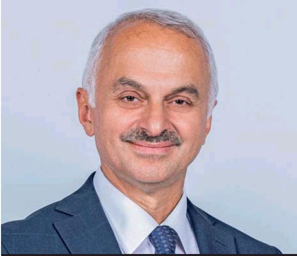Temel Kotil, President and CEO of Turkish Aerospace Industries Inc. (TAI)