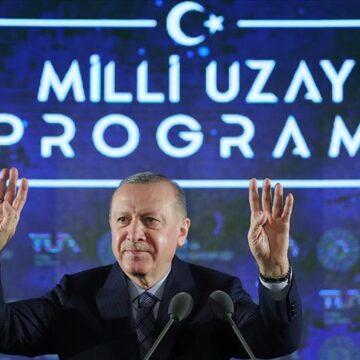 Turkey to reach moon in 2023: Erdogan