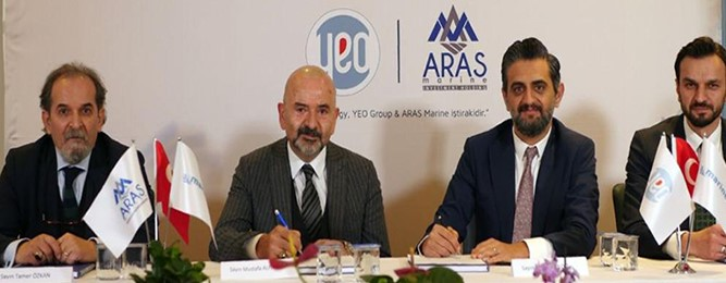 Aras Marine combines forces with YEO for floating offshore SPP projects