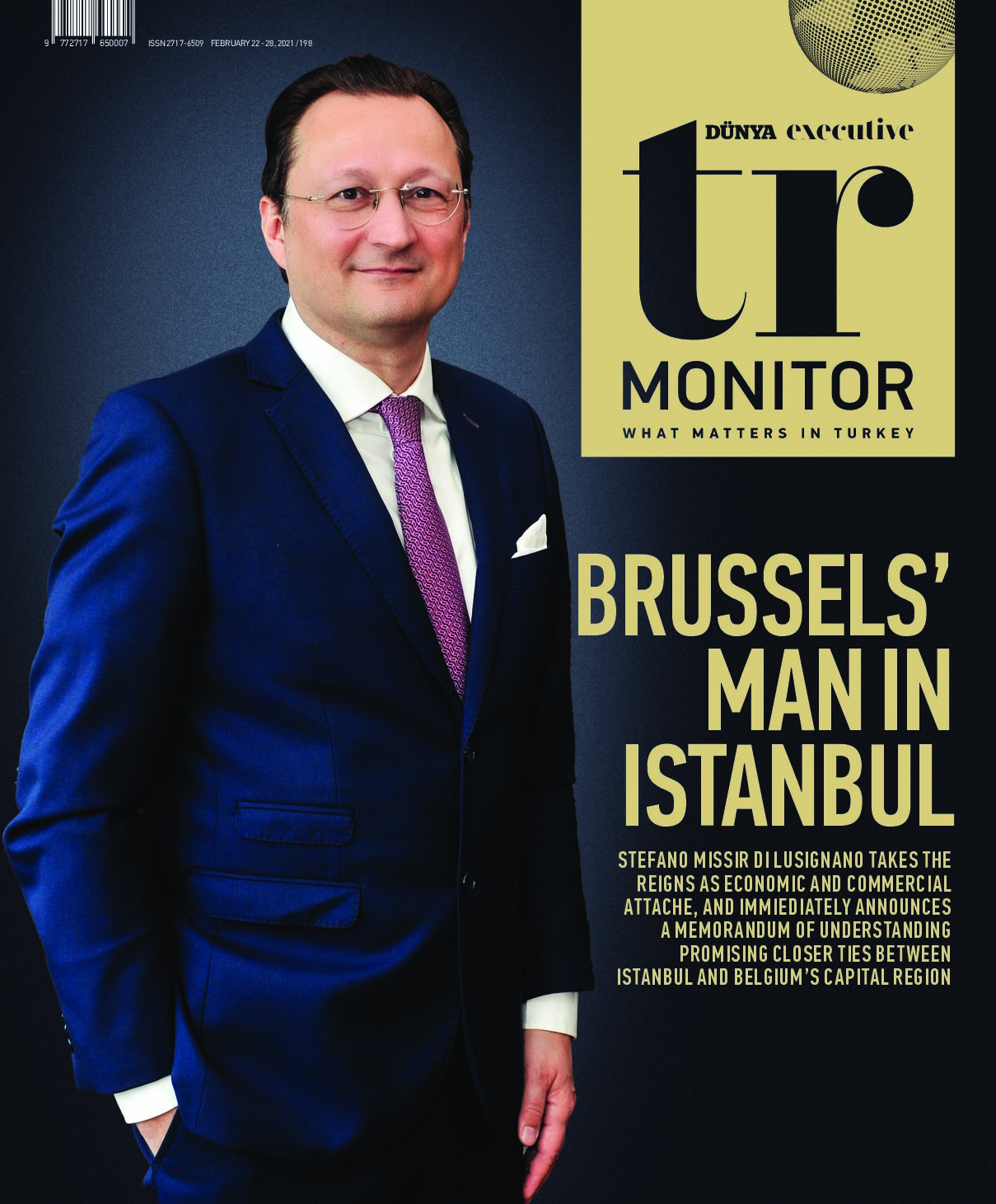 Brussels to cooperate Istanbul via MoU