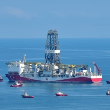TRY 780M INVESTMENT TO BE MADE IN BLACK SEA NATURAL GAS
