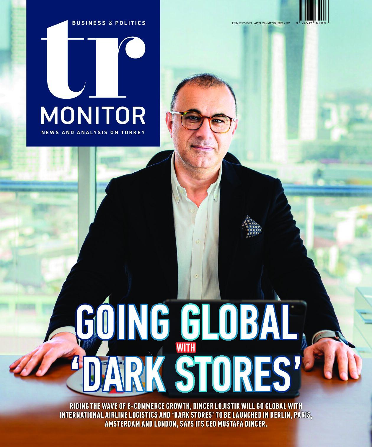 Dincer Lojistik to launch dark stores in Europe
