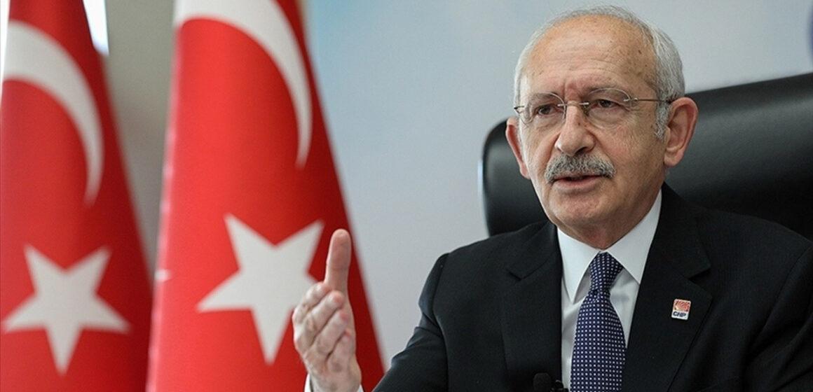 We won't pay back loans got for Canal Istanbul: Kilicdaroglu