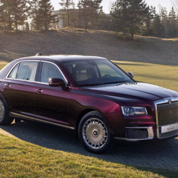 Coskunoz Holding to manufacture parts of Russia's first luxury car