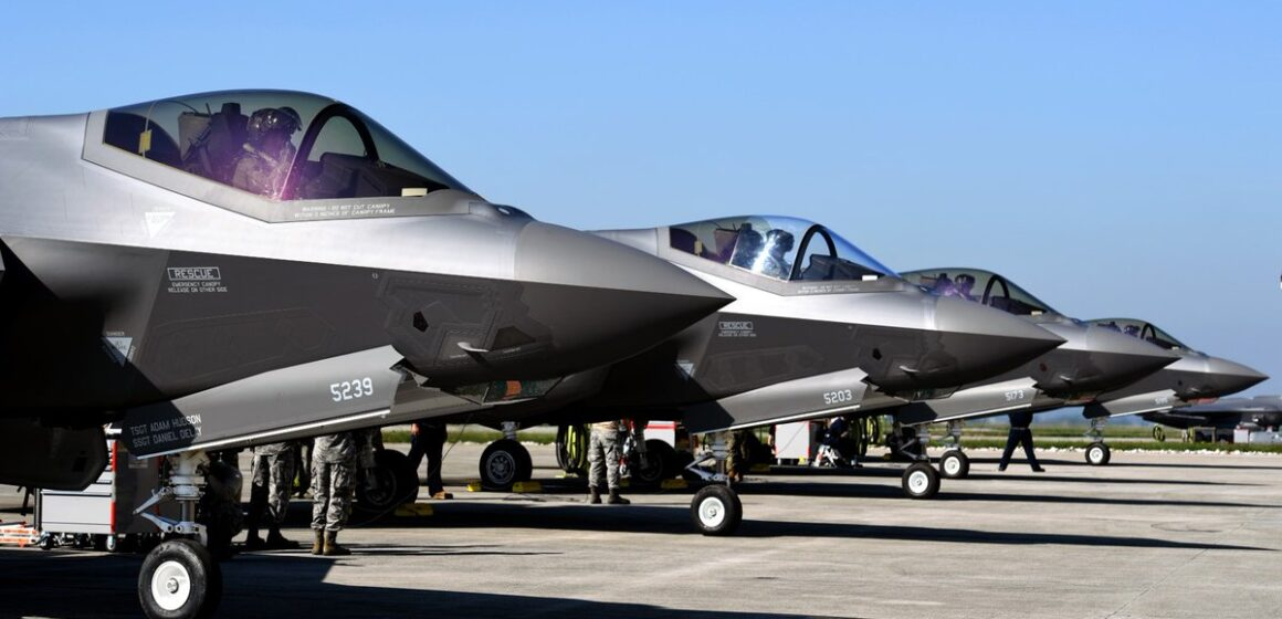Arnold & Porter extends lobbying contract for Turkey on F-35 jet program