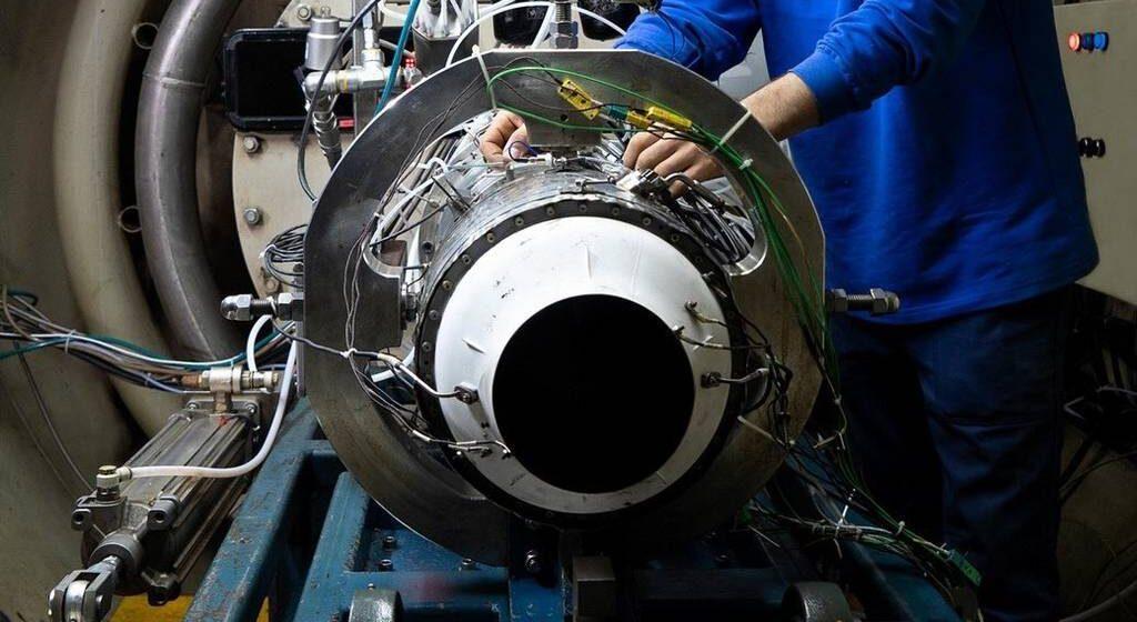 Kale delivers homemade turbojet engine for missiles