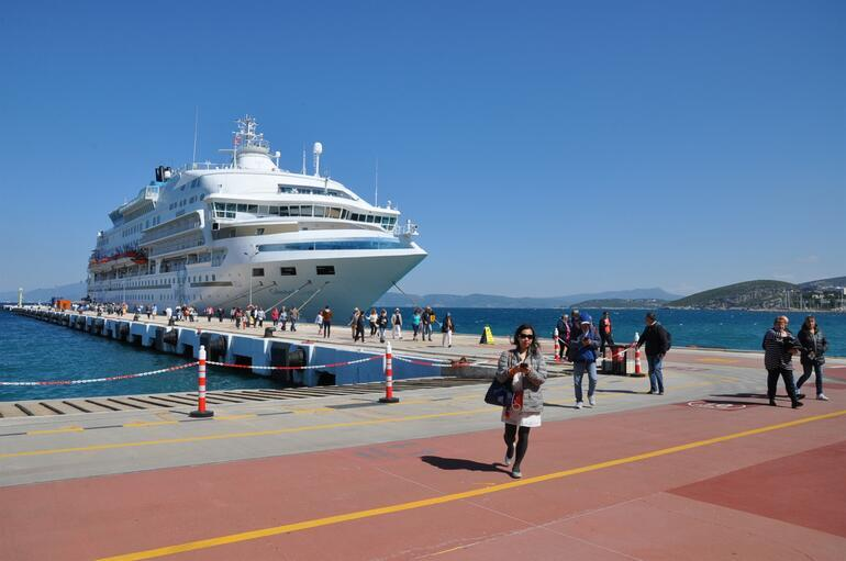 Cruise tourism rises from the ashes
