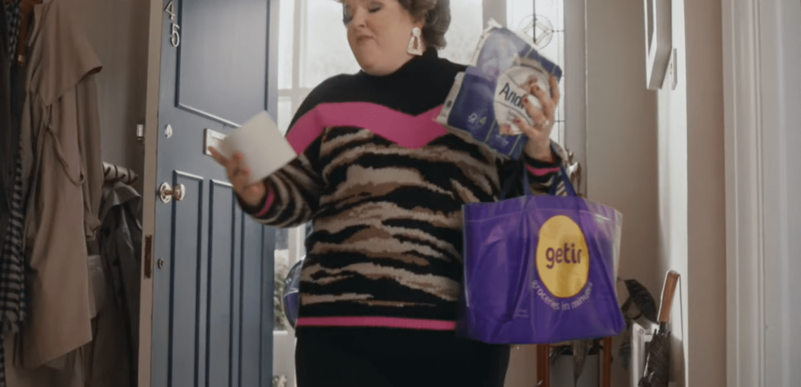 Getir launches debut UK TV campaign